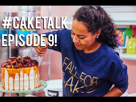 #CakeTalk Episode 9!