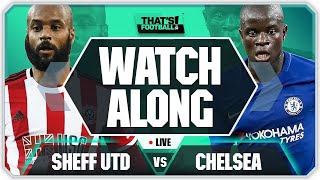Try Out HOTMIC Now! Use invite code MARK363. Get it at https://hotmic.io  Sheffield United vs Chelsea Watchalong with Mark Goldbridge LIVE. Join in our live stream match chat as the Premier League returns.