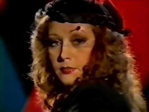 Алла Пугачева - Старинные часы съёмки ТВ Швеции 22.02.1983