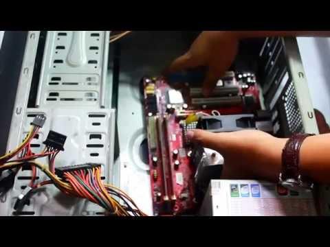 Video Belajar Merakit PC Komputer