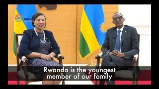 President Kagame and Commonwealth SG Scotland launch CHOGM 2020 to be hosted in Rwanda