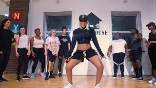 Burna Boy   On The Low Choreography By Judith Mccarty