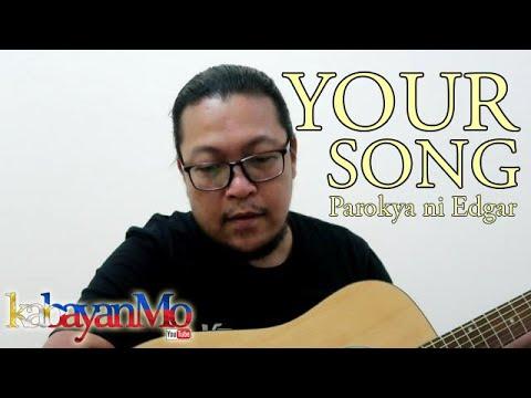 Naiiyak na biglang natawa nang mapanood nya ito | Your Song by Parokya ni Edgar | Buhay OFW