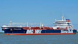 Iran captures British oil tanker in the Persian Gulf