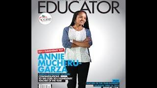 2015 Elementary Teacher of the Year