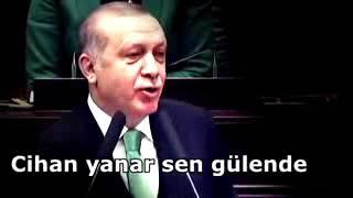 Vatanına Göz Dikeni Ez Oğul 🇹🇷 Recep Tayyip Erdoğan 🇹🇷