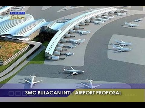 SMC Bulacan Int'l Airport Proposal   Bizwatch Mp3
