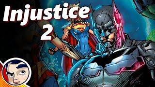 Injustice 2 - Full Story   Comicstorian