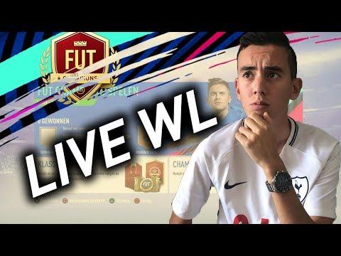 LIVE  | FIFA 19 WEEKEND LEAGUE | IN 1 RUK ALLE 20 POTTEN AFMAKEN