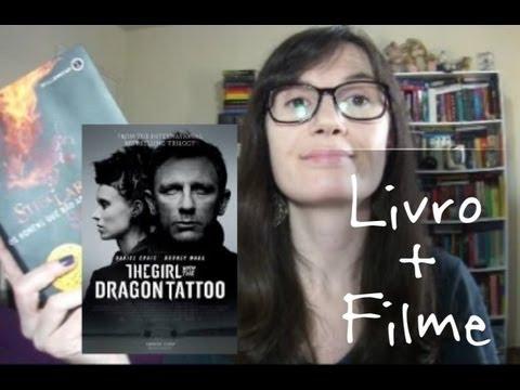 Livro + Filme: Os homens que não amavam as mulheres (Millennium, Stieg Larsson)