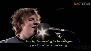 Ed Sheeran - Skinny Love (Sub Español + Lyrics)