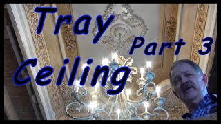 How to Build a Tray Ceiling with Led lighting, DIY, Construction of a Tray Ceiling Framing Details
