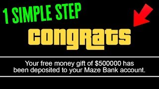 Get FREE GTA Online Money & Red Dead Online Gold Bars w/ 1 EASY Step!
