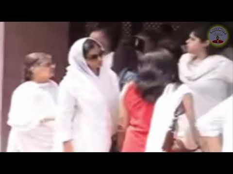 Siridevi Funeral Complete Video Footage Siri Devi Died In Dubai