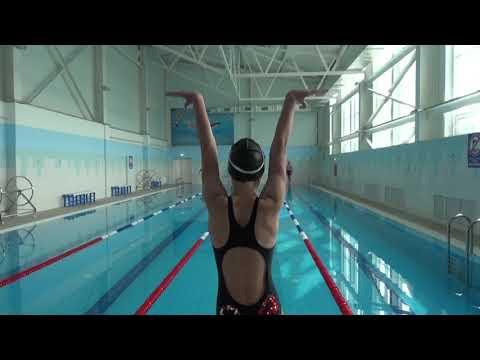 Открытие спорткомплекса с бассейном в 2020 году