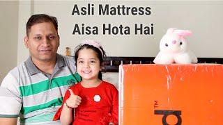 Sleepyhead Mattress Unboxing | Factory Se Ghar Tak