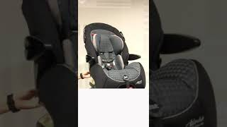 Safety 1st Alpha Omega Convertible Car Seat: Where To Find Expiration Date & Model Info
