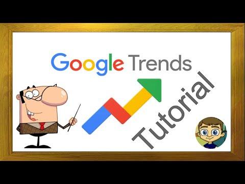 Google Trends Tutorial