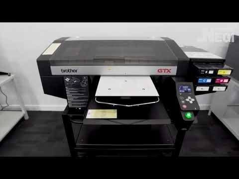 Brother T shirt printing Machine - GTX 422