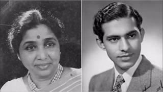 IMAAN (1951, Unreleased) - Tum bade wo ho - Asha Bhonsle