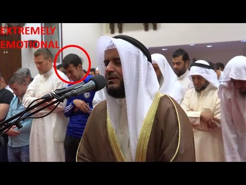 HD | Extremely Amazing Emotional Recitation |  Sheikh Mishary Rashid Al Afasy - Quran القرآن الكريم
