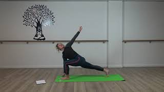Vinyasa Yoga #3 With Olivia