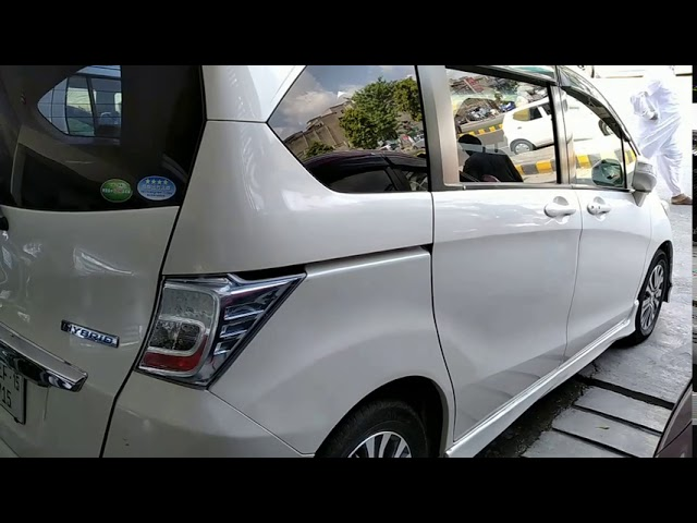 Honda Freed Hybrid 2012 for Sale in Lahore