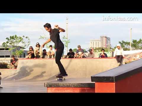 Peringatan Hari Skate Sedunia di Go Skateboarding Day Tangerang 2018