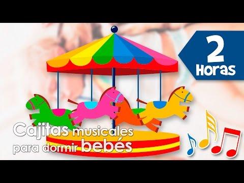 ❋ 2 HORAS ❋ de cajitas musicales para dormir y relajar bebes