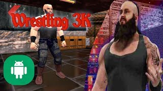 Wrestling 3K New Realistic mod By KRW Download for All Android Devices