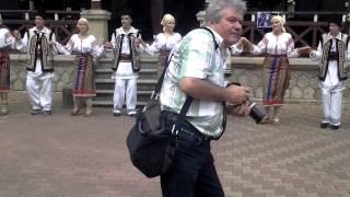 Formatia de dansuri populare Serpoaica – Gioseni jud. Bacau – Slanic Moldova 2014 partea I