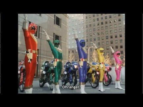 Ouvir Power Rangers Zeo