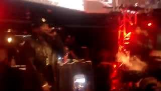 50 Cent Ft. Lloyd Banks - What Up Gangsta (Live at Bounce Boat)