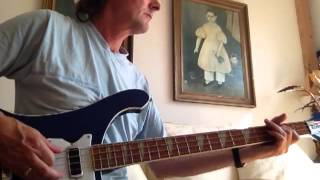 Therapy / The Black Album - Paul Gray bass demo
