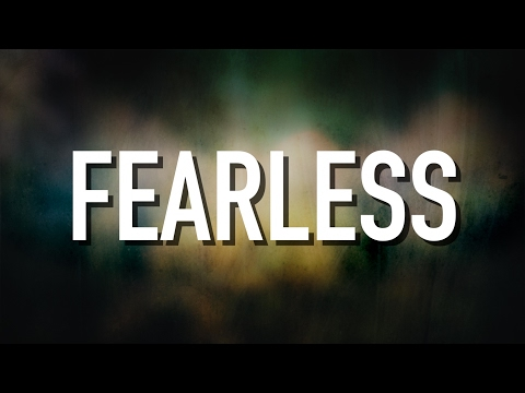 Fearless Lyrics Jasmine Murray Christian Song Lyrics