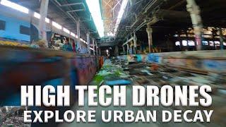 Lofi hip hop drones - flights to relax/study to