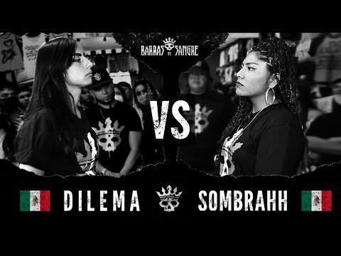 BDS 9: Dilema 🇲🇽 vs Sombrahh 🇲🇽  [ Batallas Escritas ] ( Host: Gino + Doble N )