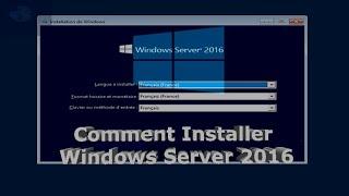 Comment installer Windows Server 2012