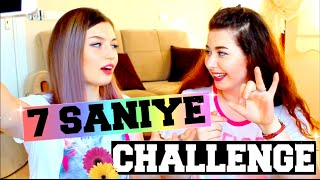 7 SANİYE CHALLENGE ft Elif Yalçın