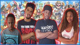 THE EVIL JELLYFISH AGAIN??! - Family Beatdown I Super Smash Bros. Gameplay