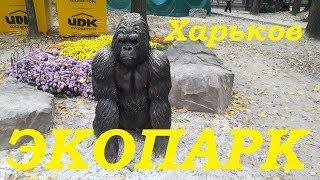 Экопарк Фельдмана Харьков | Достопримечательности Украины