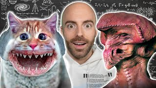 5 CRAZY Living Creatures Created by Science thumbnail