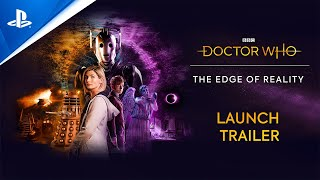 PlayStation Doctor Who: The Edge of Reality - Launch Trailer   PS5, PS4 anuncio