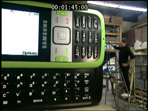 Samsung Cricket Le Plus Grand Telephone Portable Du Monde