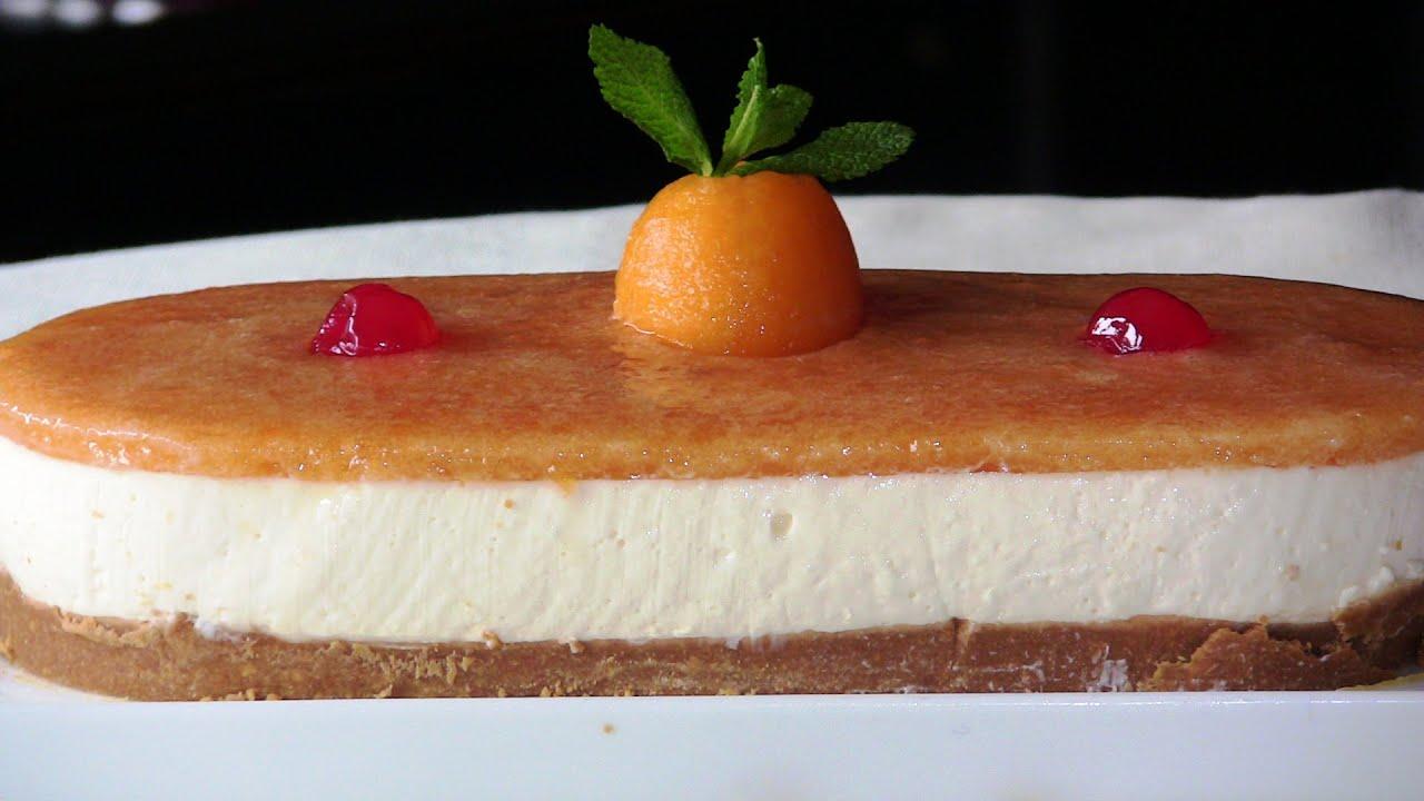 Tarta de queso con chocolate blanco | Javier Romero