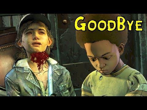 AJ Kills Clementine Sad ENDING - FanMade - The Walking Dead