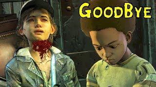 AJ Kills Clementine Sad ENDING - FanMade - The Walking Dead The Final Season