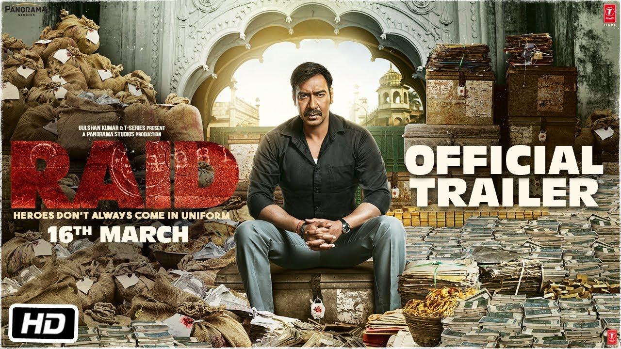 Ajay Devgn to touch new heights with Raid