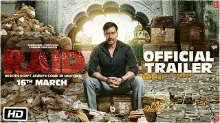 Raid - Official Trailer