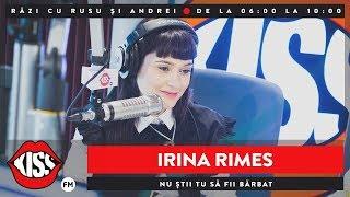 Irina Rimes & INNA - Nu Știi Tu Să Fii Bărbat (Live @ KissFM)